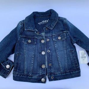 Baby gap NWT jean jacket